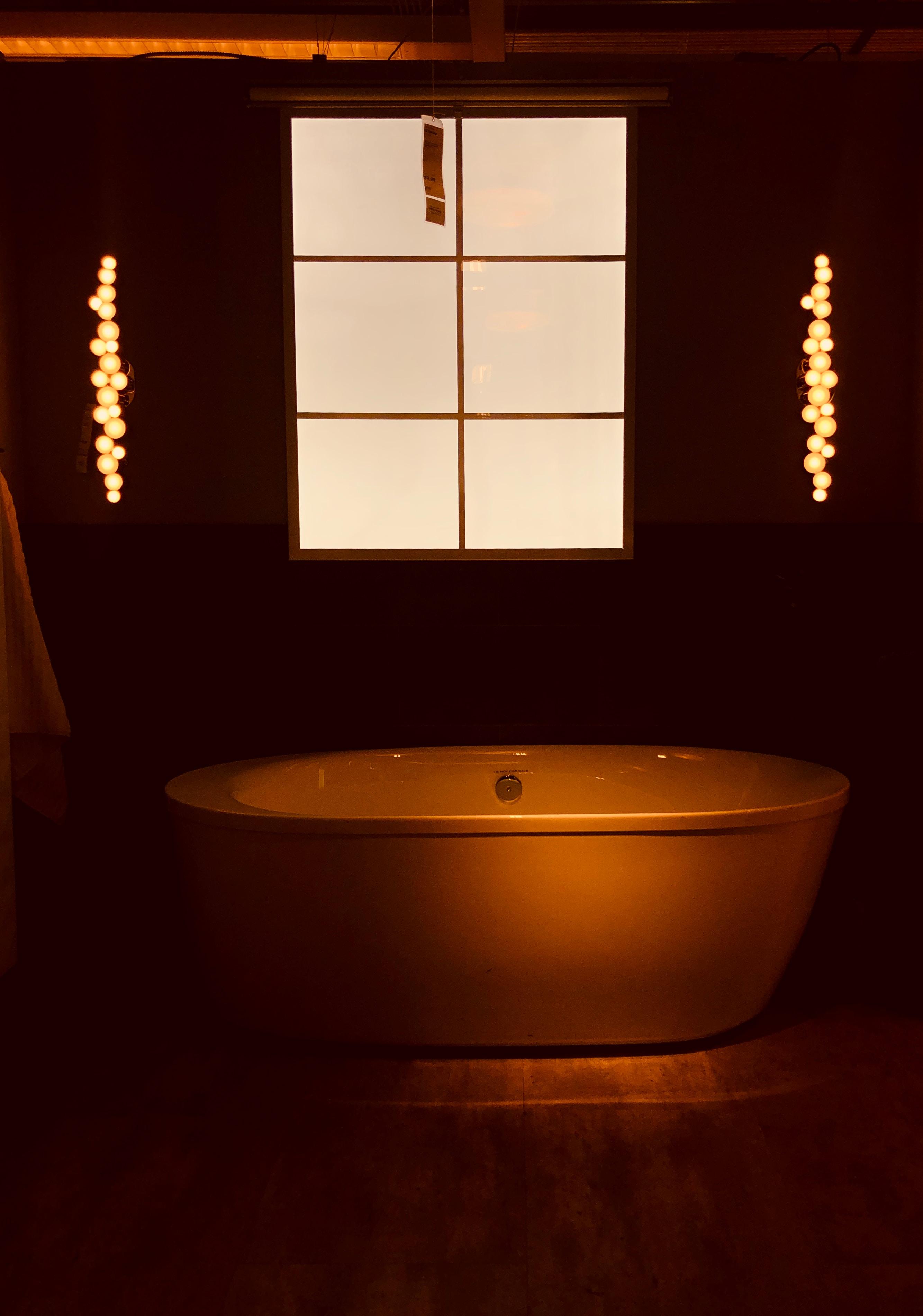 spotjes badkamer