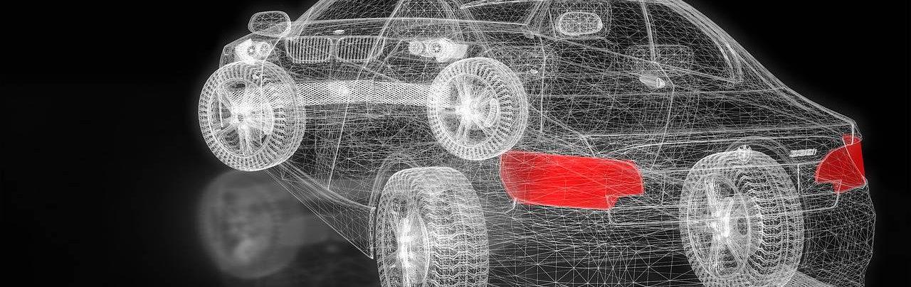 Auto in de toekomst