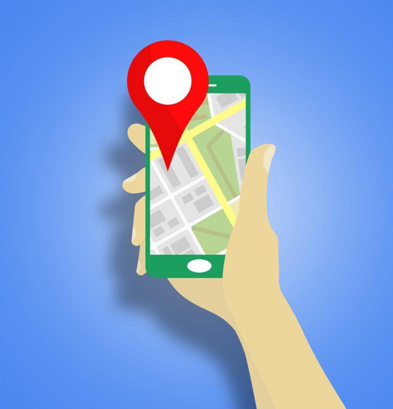 Waar GPS al niet goed voor is?!