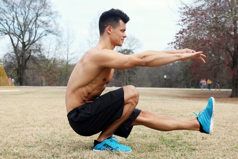 Ijzersterke benen zonder de sportschool